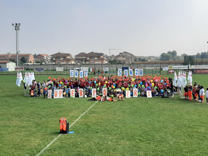 Il flash mob europeo del soccorso
