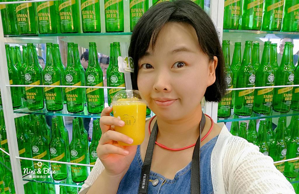 18天生啤酒快閃店台中站.台中草悟道13