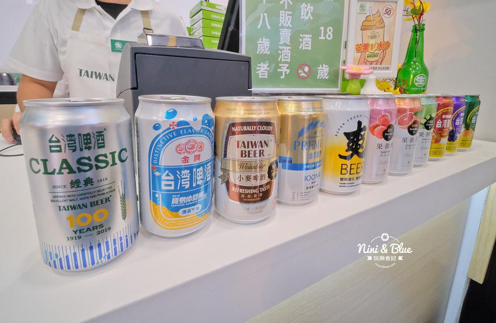 18天生啤酒快閃店台中站.台中草悟道06