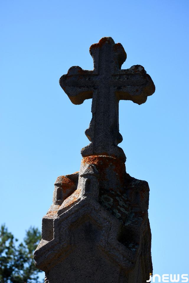 Nadgrobie krest