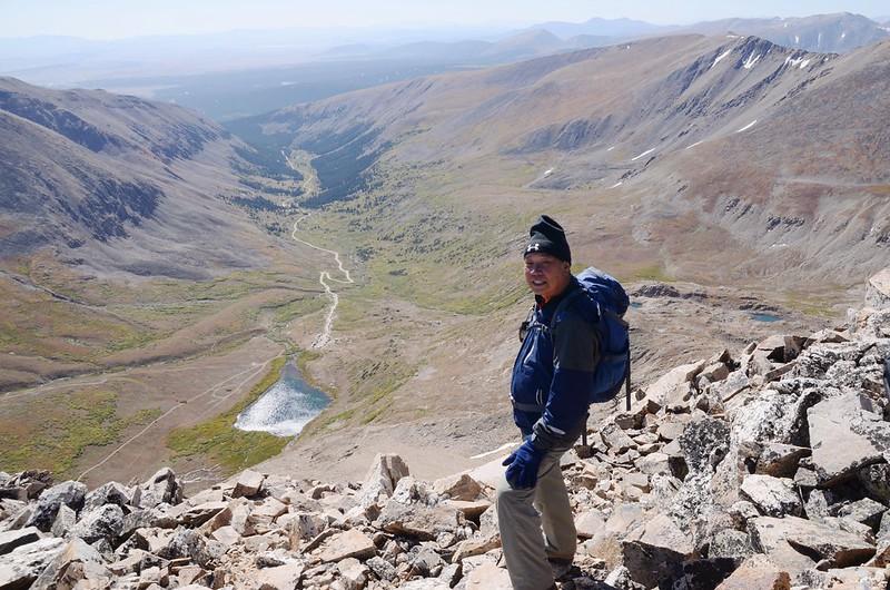 Taken at the Kite Lake viewpoint (Mount Democrat false summit) (10)