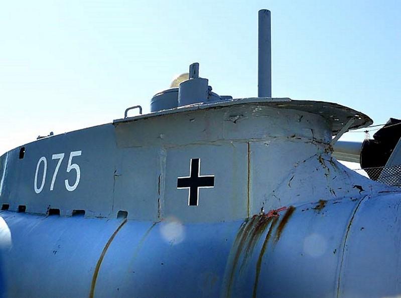 Seehund German Midget Submarine 00005