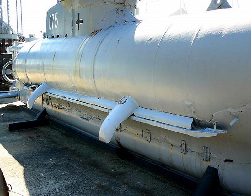 Seehund德国的小型潜艇00003