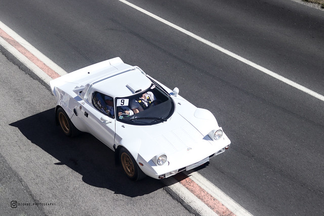 Lancia Stratos - Reims-Gueux circuit the 15th of September, 2019