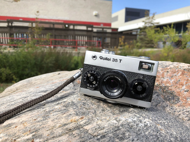 Camera Review Blog No. 113 - Rollei 35 T