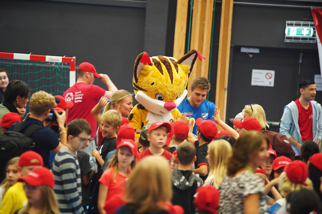 Special Olympics School Day Unified, Botkyrka