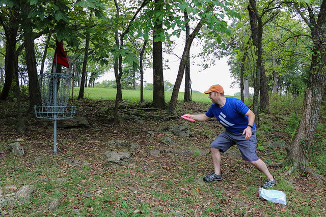 2019 Disc Golf Tourney