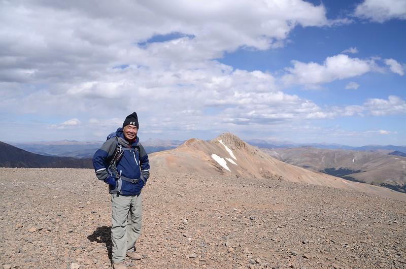 Taken at Mount Cameron's summit (15)