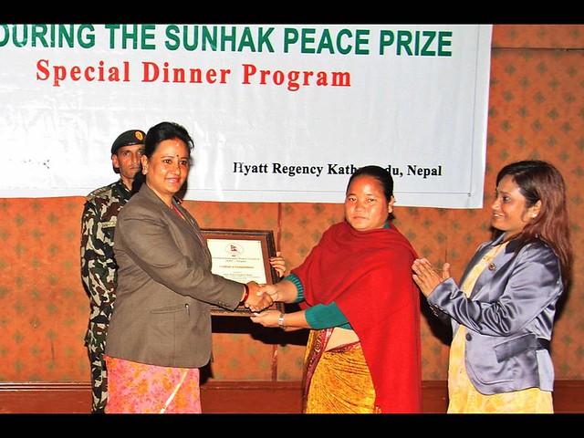 Nepal-2015-11-26-Sunhak Peace Prize Chairman Visits Nepal