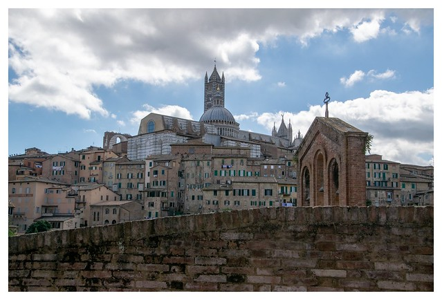 Siena and Cathedral of Santa Maria Assunta (Duomo di Siena)