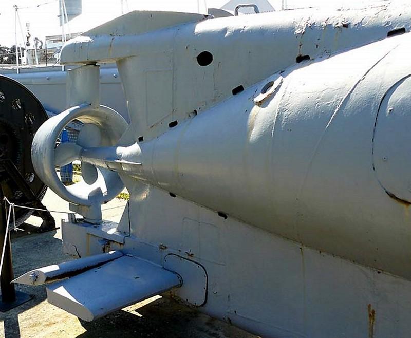 Seehund German Midget Submarine 00007