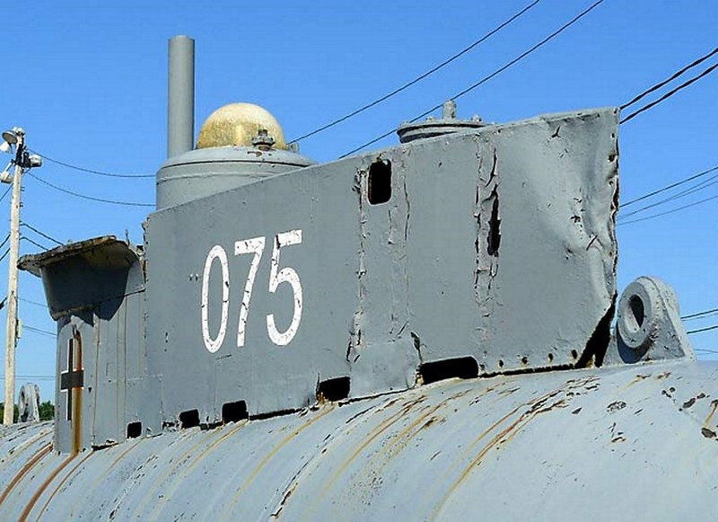 Seehund德国的小型潜艇00006