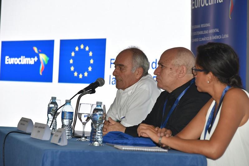 Mesa de diálogo celebrada en Cuba para abordar compromisos climáticos en el marco del Acuerdo de París y del Plan de Estado Tarea Vida, La Habana, Cuba, 24 y 25 de septiembre de 2019.