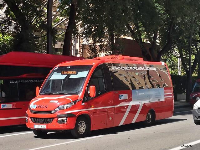 Unvi Compa Iveco 230 de TM Murcia