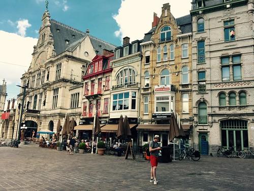 t Vosken, Ghent
