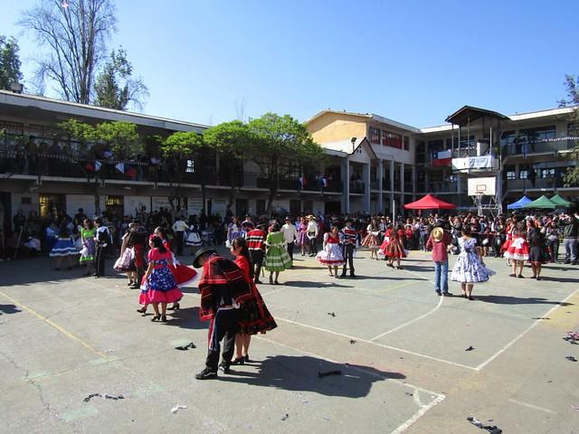 Fiestas Patrias 2019 Educación Media