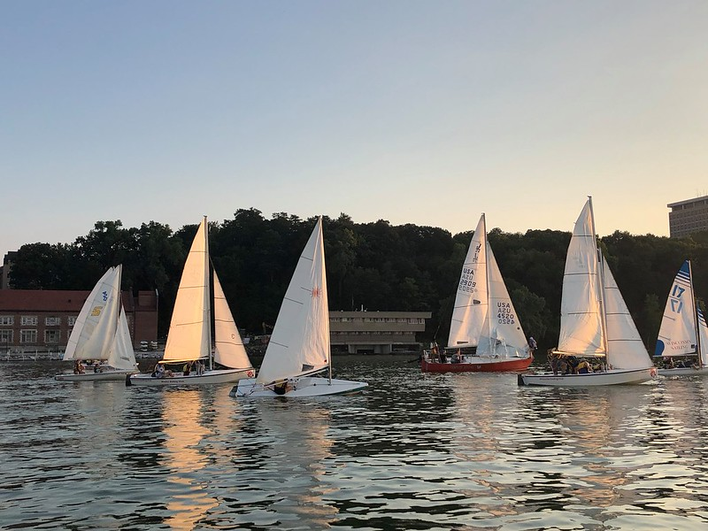 80th Anniversary All Fleets Race