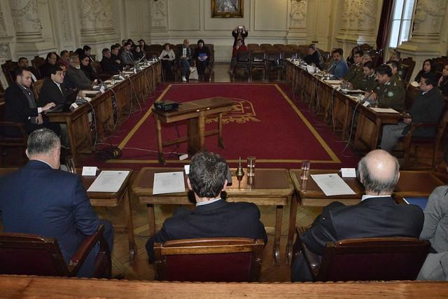 Consejo de Seguridad por Fiestas Patrias