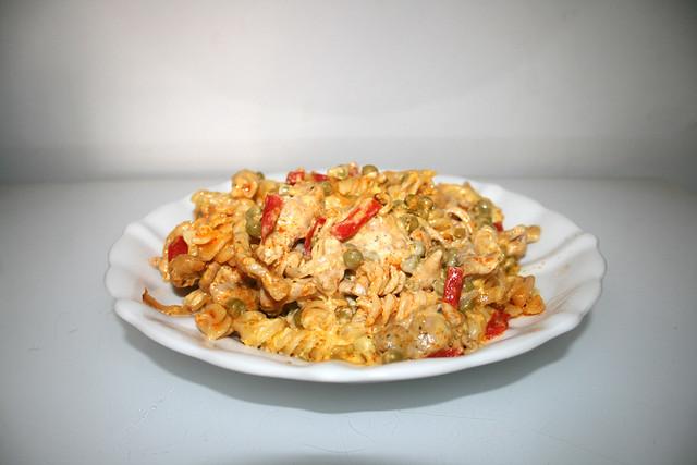 Gyros pasta bake - Leftovers / Gyros-Nudelauflauf - Reste