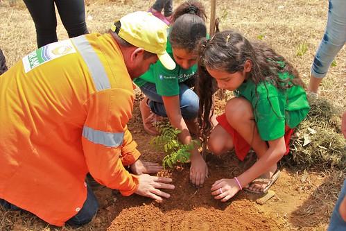 Semana Climática da União Europeia: Conscientização ambiental na EC 831 de Samambaia