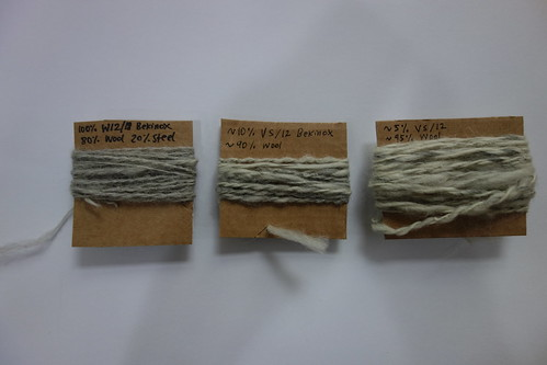 DIY conductive yarn