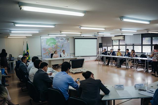 165ª Reunião Ordinária do Conplan