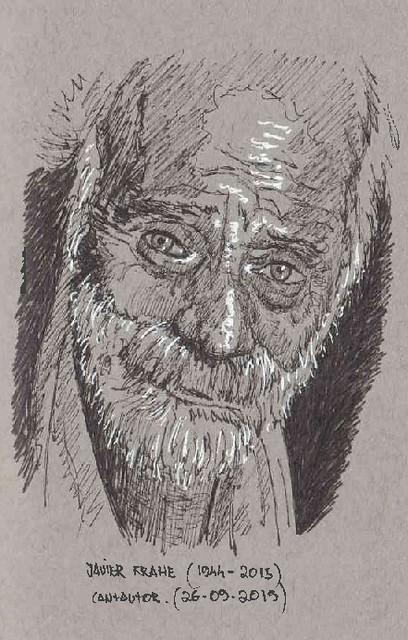 Javier Krahe (1944-2015)