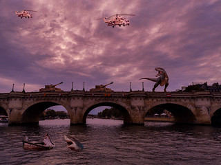 """""""LE PONT NEUF"""" IS OUT OF CONTROL!!!"""