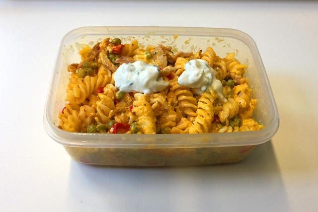 Gyros pasta bake - Leftovers 2 / Gyros-Nudelauflauf - Reste 2