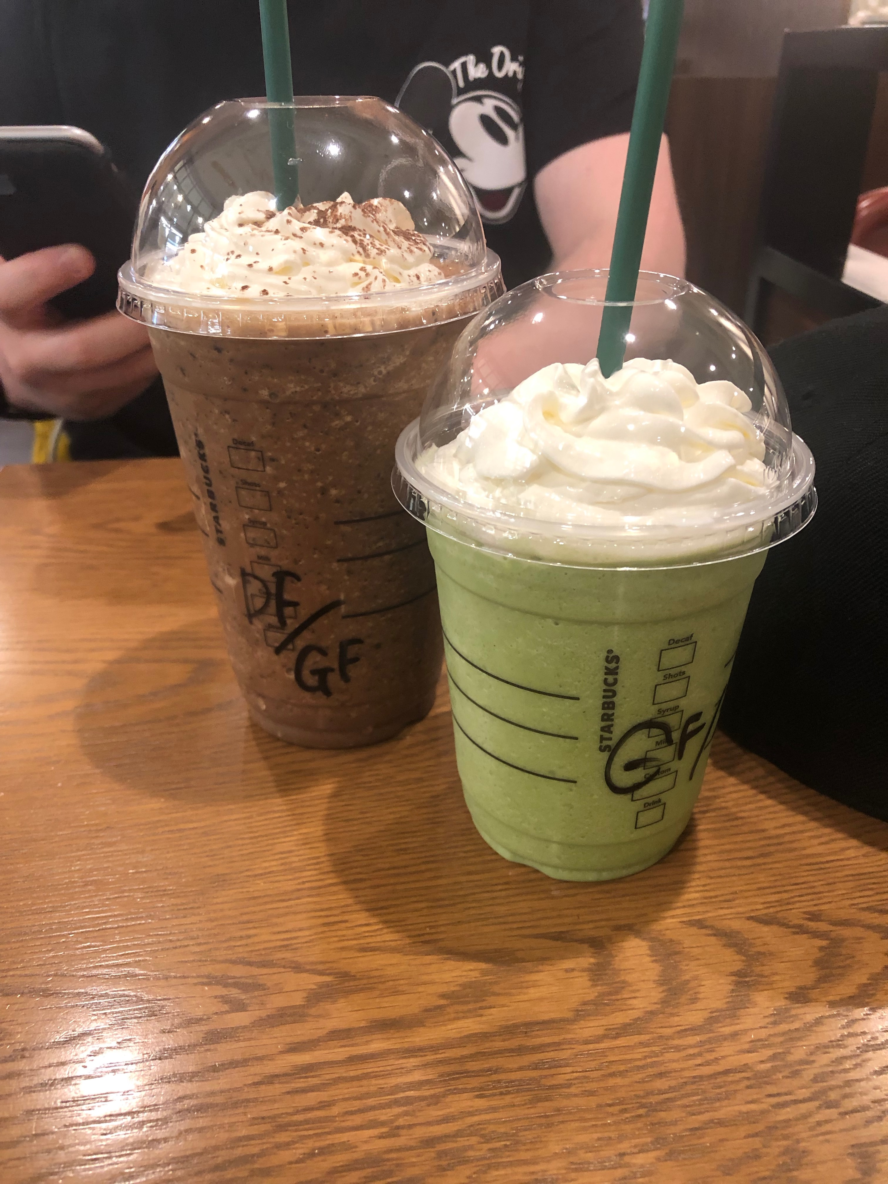 osaka food - starbucks