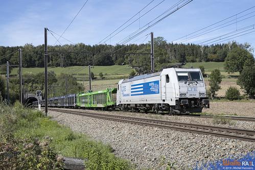 286 940 . LTE ( RTB Cargo ) E 41587 . Hombourg . 20.09.19.