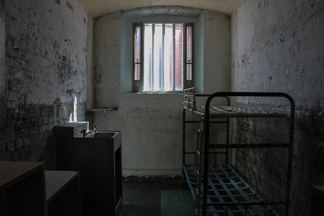 Shared Prison Cell