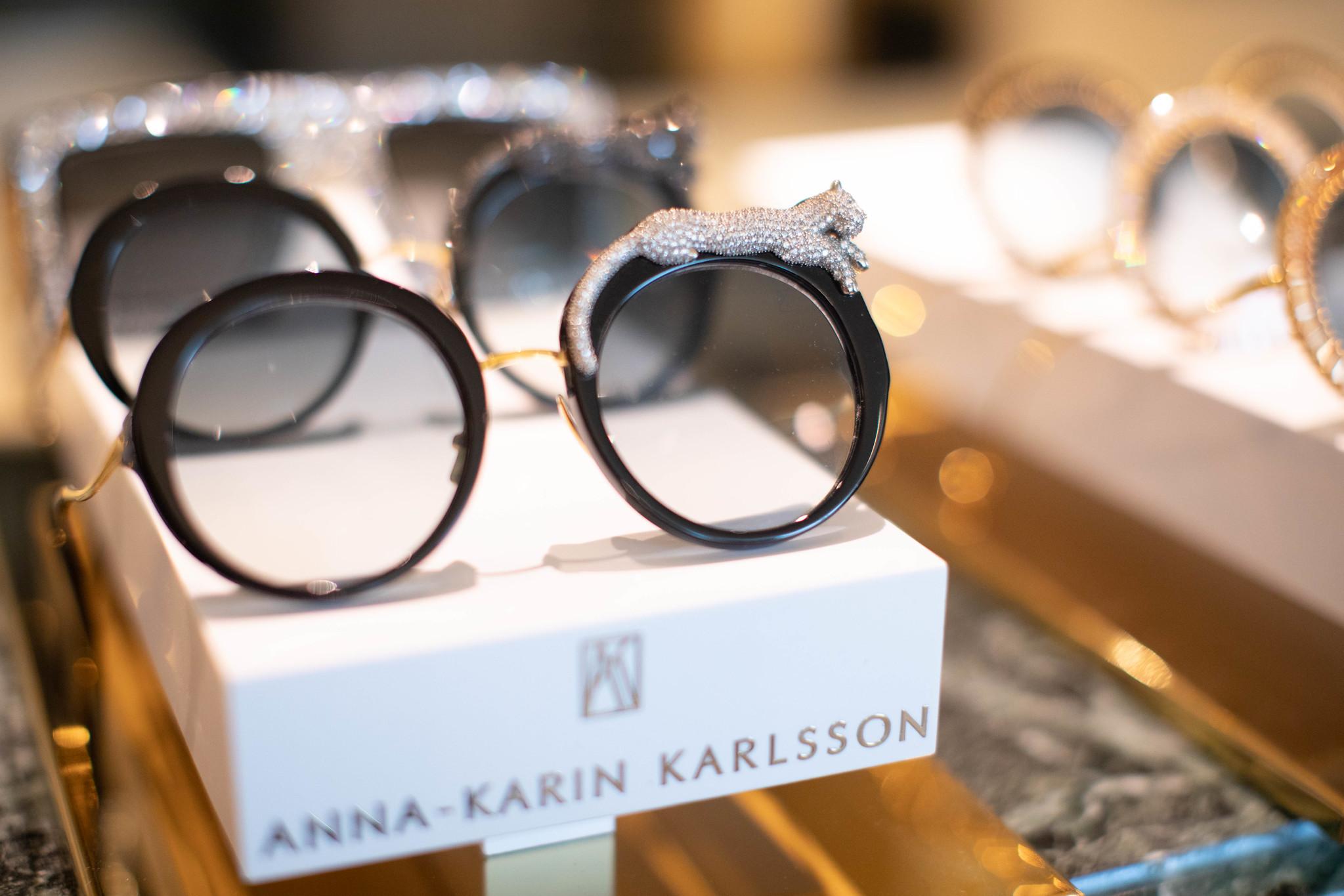 Anna-karin karlsson eyewear collection | international vision expo west 2020
