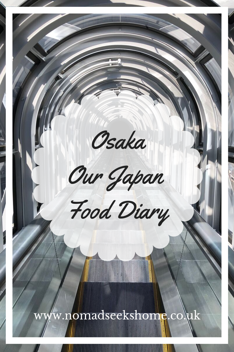 Osaka: Our Japan Food Diary