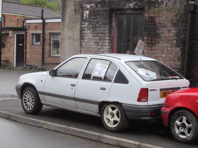 Vauxhall Astra 1.6 L