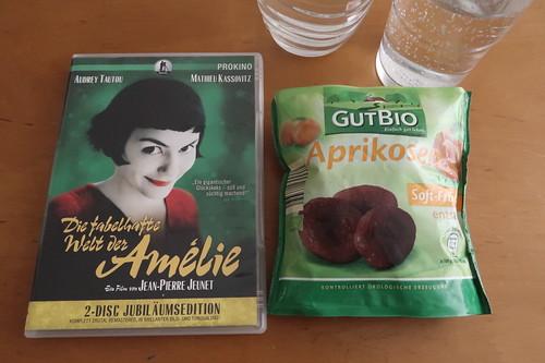"""Getrocknete Aprikosen zum Film """"Die fabelhafte Welt der Amélie"""""""