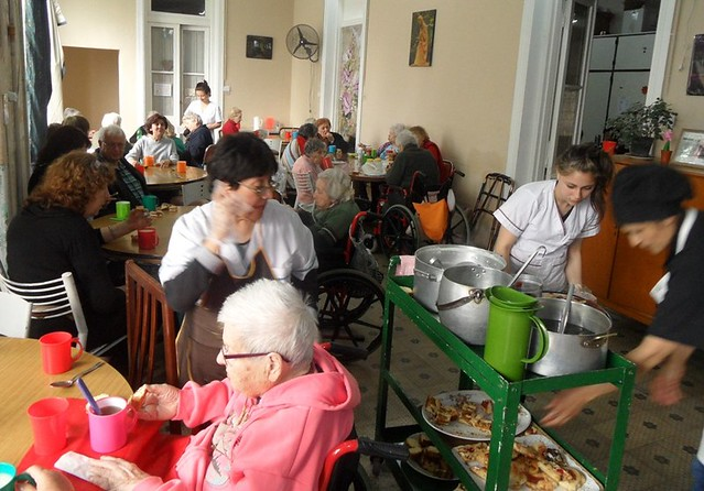 Argentina-2015-10-15-Peace Council Meets with Grandmothers