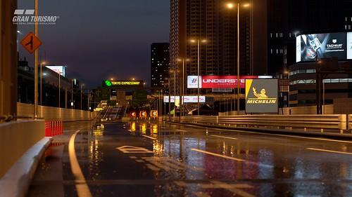 Tokyo Expressway - East Outer Loop
