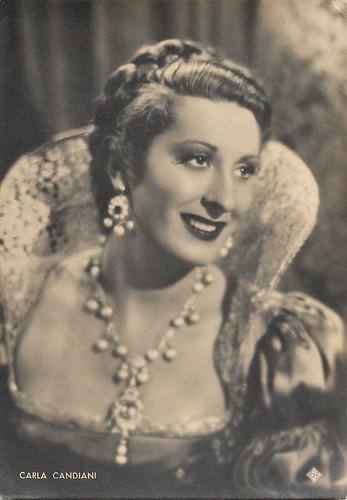 Carla Candiani in Il leone di Damasco (1942)