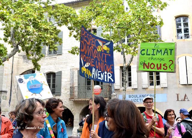 Marche pour le Climat (suite)