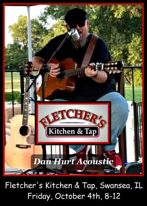 Dan Hurt Acoustic 10-4-19