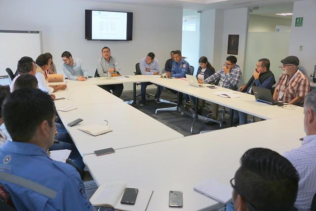Reunión para determinar acciones contra el dengue