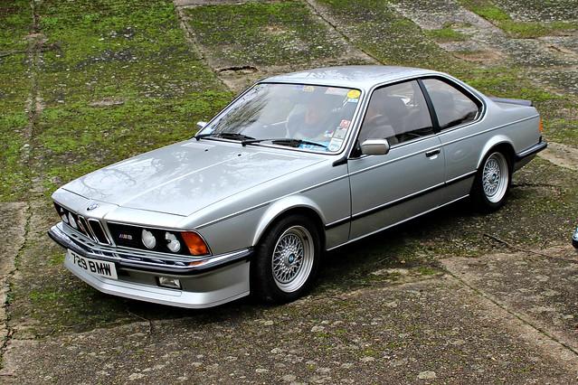 085 BMW E24 M635 CSi (M6) (1985)