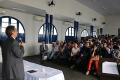 Programa Voto Jovem na Escola - Palestra no CE Benedito Leite Escola Modelo