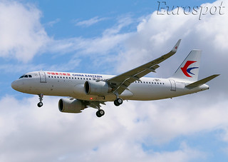 F-WWIT Airbus A320 Neo China Eastern
