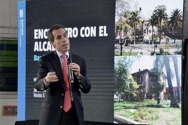 #EnTerreno : Encuentros con el Alcalde Barrio Huemul