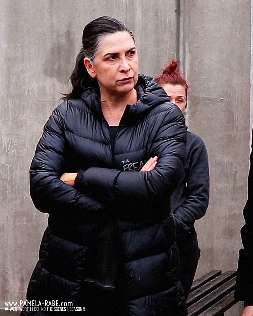 Pamela Rabe | Wentworth Season 5: Behind The Scenes