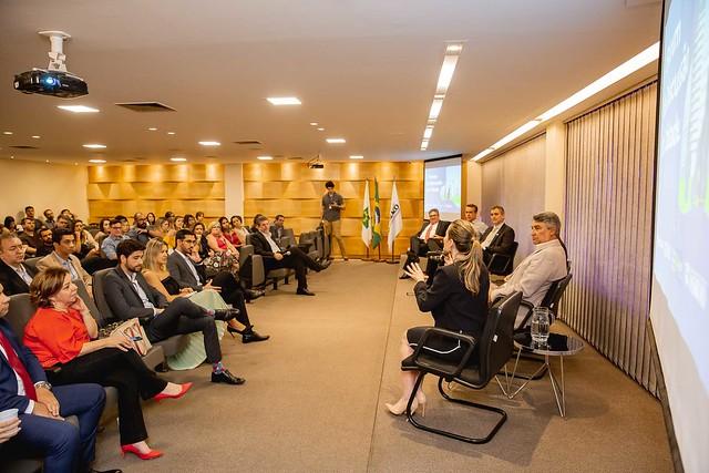 1º Fórum de Discussão da Cidade debate o Programa Fortaleza Online