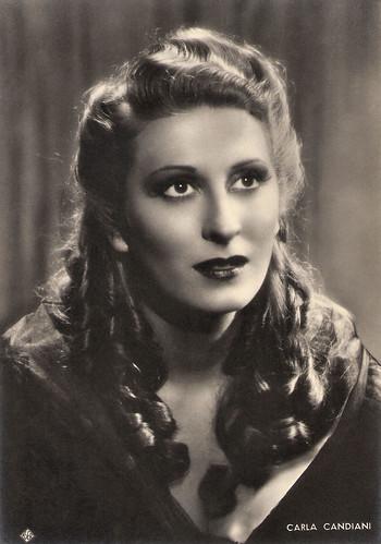 Carla Candiani in Tosca