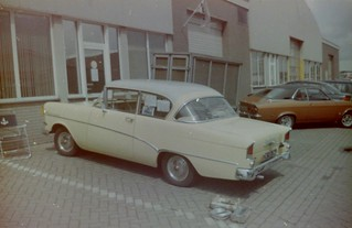 Opel Olympia Rekord 1958
